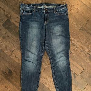 GAP Jean Leggings, Size 16/33r